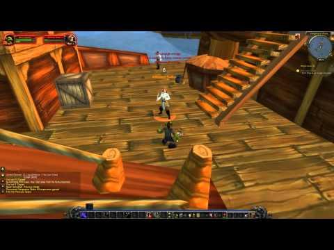 Precious Cargo Quest - World of Warcraft