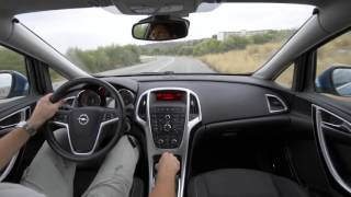 ( Vauxhall ) Opel Astra j 1.4 Turbo 140bps Part 2