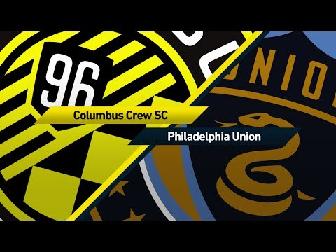 Highlights: Columbus Crew SC vs. Philadelphia Union | July 22, 2017