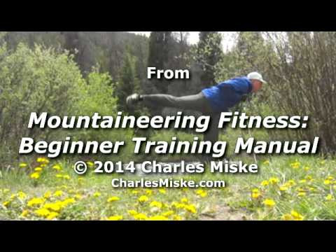 Mountaineering Fitness: Beginner Training Manual – Stretching Sample