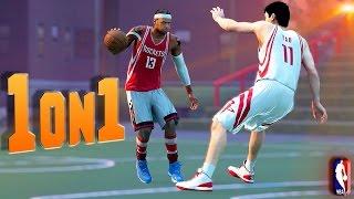 TALLEST ANKLE BREAKER EVER! vs Yao Ming - NBA 2K16 1on1 #15
