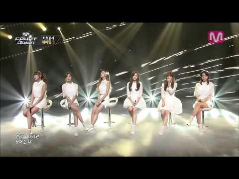 에이핑크_So Long (So Long by Apink of M COUNTDOWN 2014.4.10)