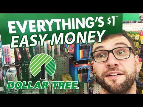 $50/HR! Dollar Tree Retail Arbitrage Items! ANYONE CAN START!