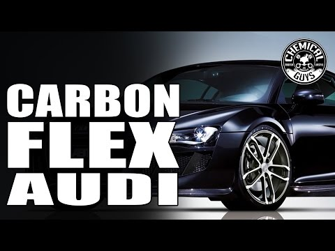 How To Apply Carbon Flex C9 Protective Coating - Audi R8 - Chemical Guys