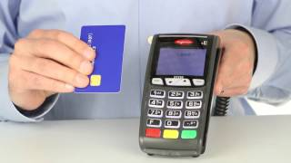 For more information visit: http://www.tsysmerchantsolutions.com/merchant-solutions/credit-card-machine/index.html ingenico's innovative ict250 has the intel...
