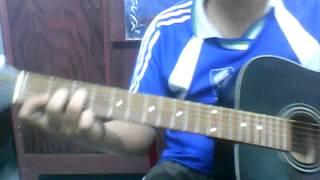 Cơn mưa ngang qua - huân guitar