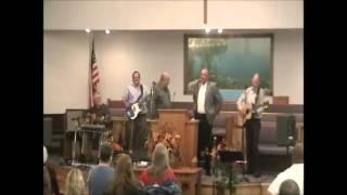 Cumberland Mountain Boys performing at Pitman Creek Baptist Church