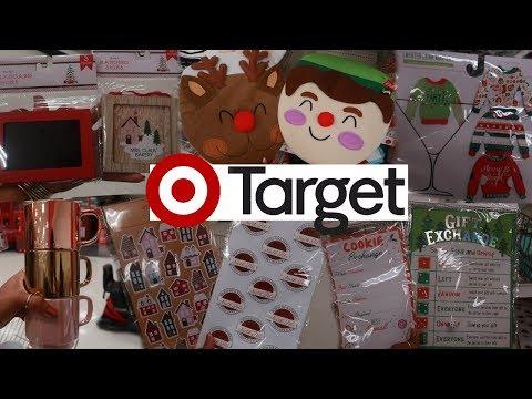 TARGET DOLLAR SPOT!!! CHRISTMAS 2019