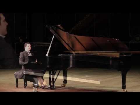 Mauricio Fernández live in Teatro Nacional de Costa Rica, 24/set/2013