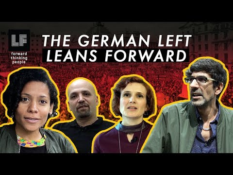 The German Left Leans Forward: Anti Trump is Not Enough!