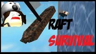 LA LECHE CALENTITA - Raft Survival - Roblox