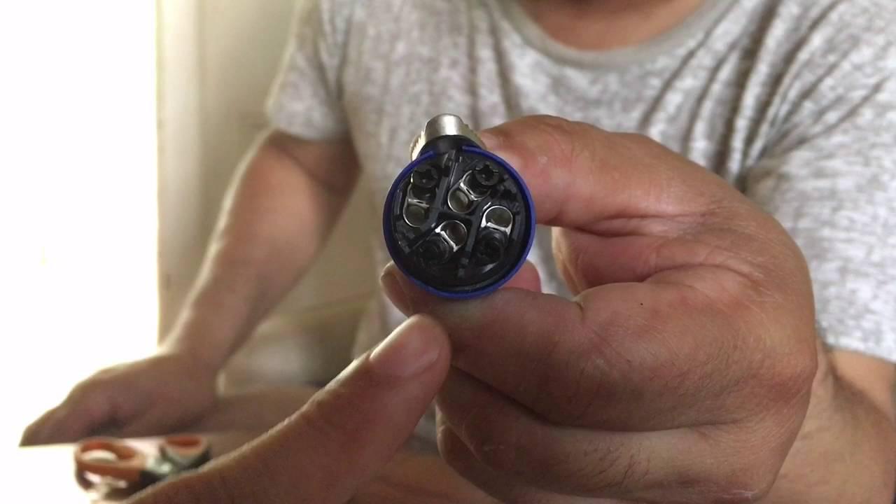 C 243 Mo Conectar Un Cable De Dos V 237 As Speakon Neutrik Youtube