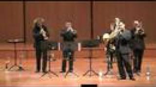 Gomalan Brass Quintet - Buster Keaton Blues live in Rome