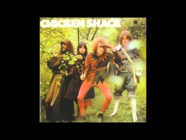 Chicken Shack - The Way It Is (1969) [Blue Horizon]