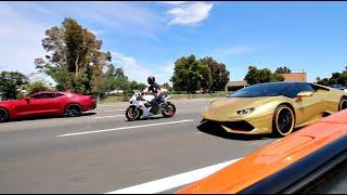 900HP Nitrous Viper DESTROYS Everyone! Quarantine Street Racing