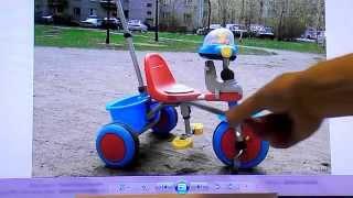Велосипед для детей. Трёхколёсный велосипед(Велосипед для вашего ребенка больше, чем средство передвижения. Для многих это верный друг и отличное время..., 2015-01-09T11:42:46.000Z)