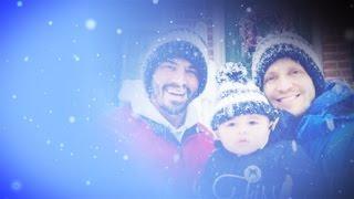 Gay Dad Winter Wonderland