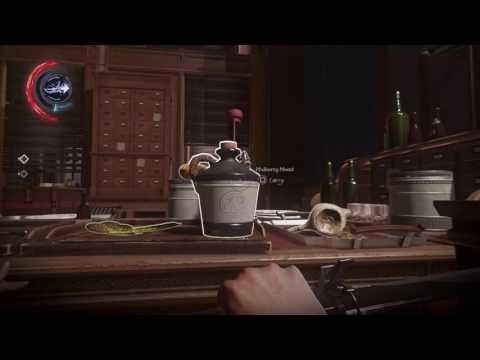 Dishonored 2 (As Emily) Part 15: Royal Conservatory, investigating & neutralizing Breanna Ashworth