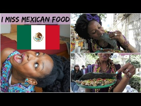 Foods I Miss Eating in Mexico