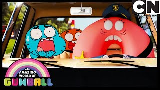 The Law | Gumball | Cartoon Network