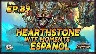 MEJORES MOMENTOS HEARTHSTONE ESPAÑOL 89