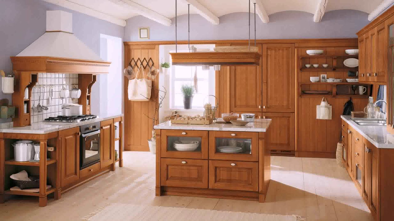 Kerala House Designs Interiors Kitchen Youtube
