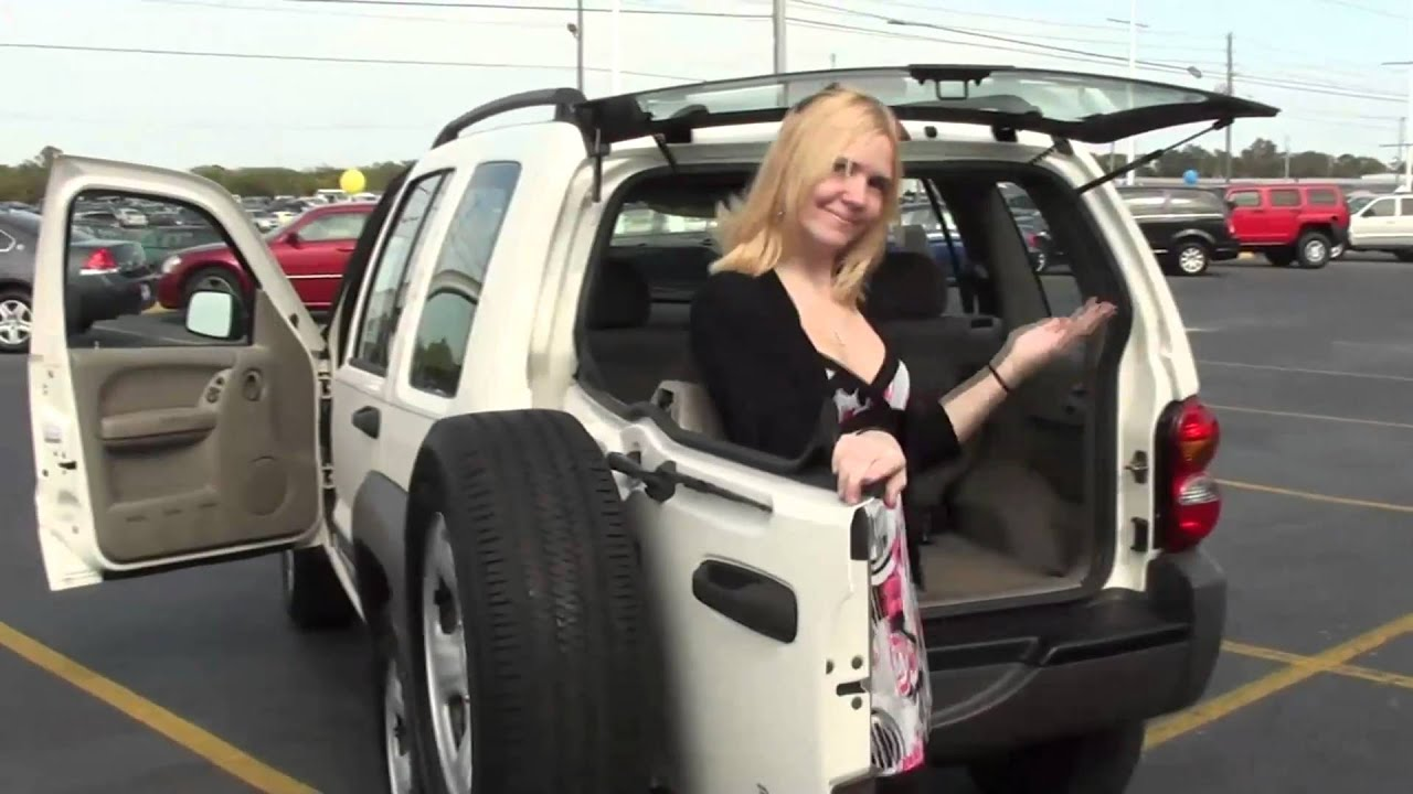2004 Jeep Liberty Sport for Sale in Tampa Florida Video by Allison
