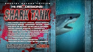 SHARK TANK: DELUXE EDITION - VISUAL FX DEMO SAMPLE - NEW FOR 2016