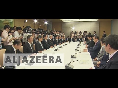 Japan approves $275bn stimulus plan to boost economy