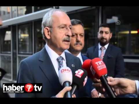 Kılıçdaroğlu çatı adayın ismini yanlış söyledi   İç Politika Haberleri