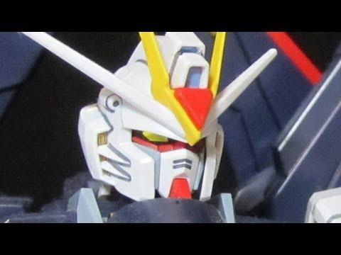 MG Strike Freedom (Part 3: MS) Full Burst Mode: Gundam Seed Destiny review