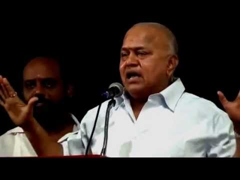 Radharavi Teasing Lingusamy for Anjaan failure