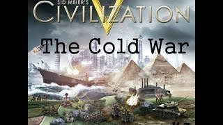 Barbarians Stole My Worker - Civ 5 Cold War #3