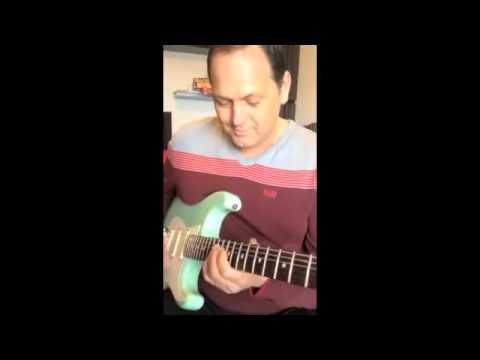 Stochelo Rosenberg Stratocaster