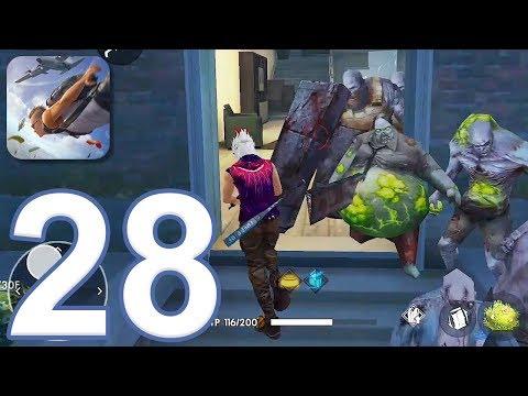 Free Fire: Battlegrounds - Gameplay Walkthrough Part 28 - Death Uprising: Inferno (iOS, Android)