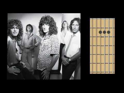 Time for me to Fly - REO Speedwagon guitar chords lyrics