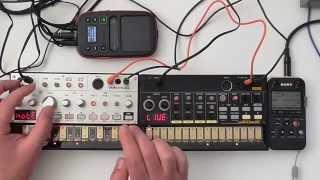 Baixar Korg Volca Bass / Beats - Minimal Bass Jam