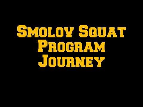13 Week Journal of Russian Smolov Front Squat Program