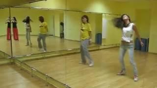 Красивые движения в танце