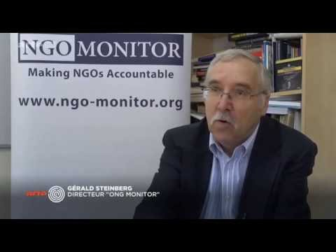 Prof. Gerald Steinberg, French Arte TV, World Vision, August 31, 2016 French