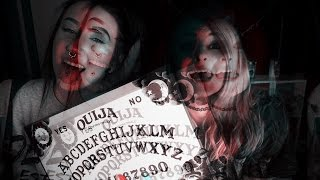 OUIJA BOARD WEDNESDAY!! TALKING TO MY BABY GHOST CHILD!!!