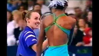 Martina Hingis vs Venus Williams 1999 YEC Highlights