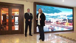 Brosko Hotel Moscow: Безопасность Гостей
