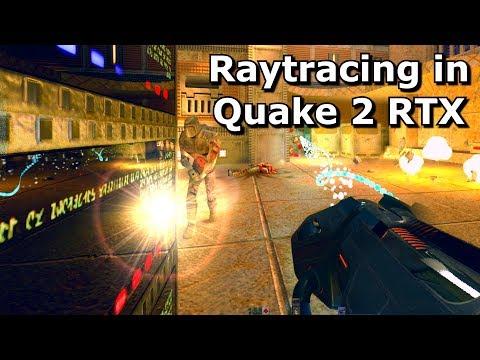 Quake 2 Ray Tracing : pcgaming