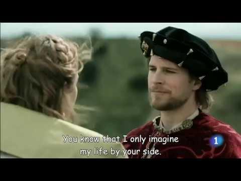 Charles V meets his bride Isabella of Portugal (Carlos, rey emperador)