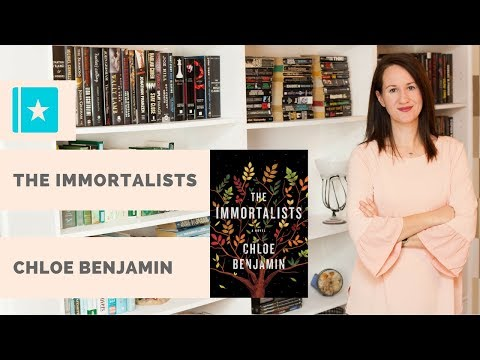 Book Review - The Immortalists by Chloe Benjamin Mp3