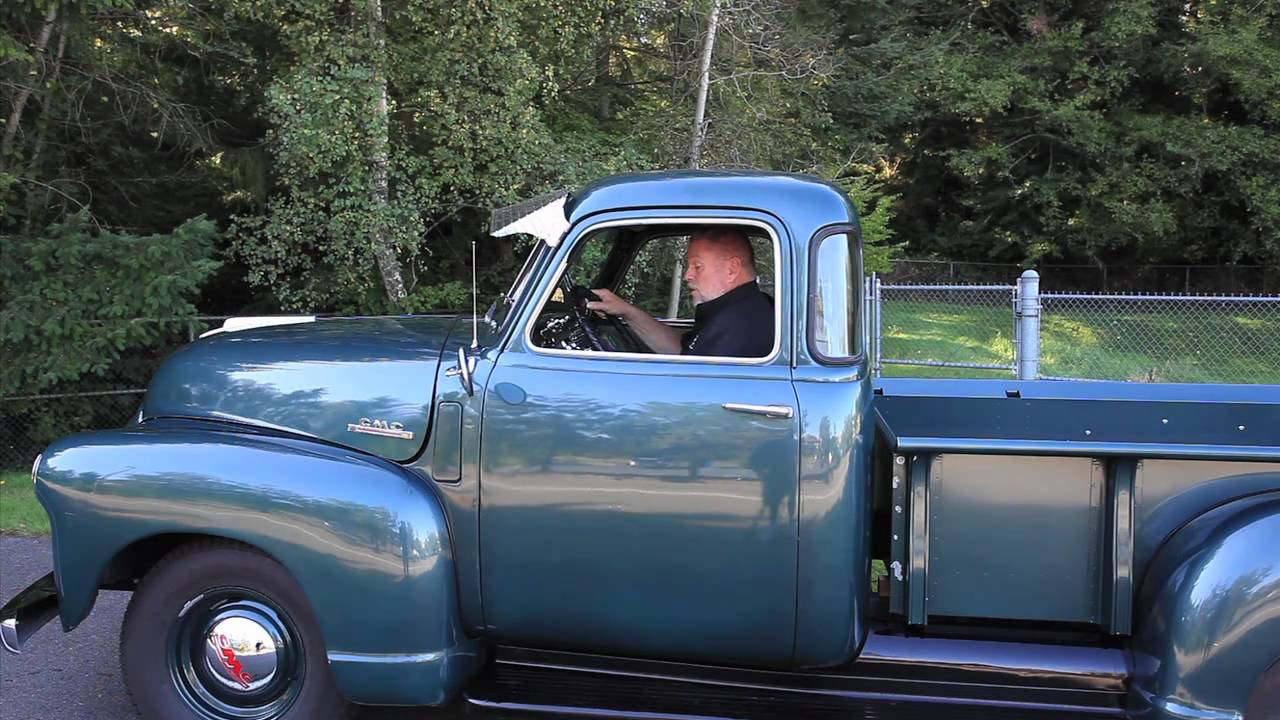1948 Gmc 5 Window Pickup Sold Dragers 206 533 9600 Youtube 1949 Chevy