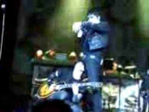 Frank and Gerard Love At Projekt Revolution.
