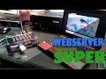 Nonton TV Lewat WEBSERVER Di Getmecom SUPER (Getmecom Azplay Wifi)