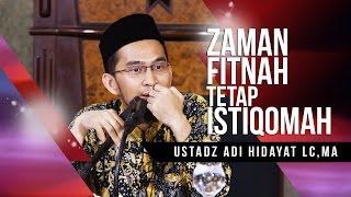 📣 video terbaru ammar tv 🎥 ustadz adi hidayat lc, ma - zaman fitnah tetap istiqomah on . https://youtu.be/sfhtevd0tl8 soundcloud mp3 li...